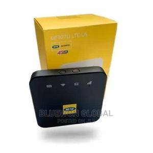Zte Mtn 4g Lte Superfast Wifi Router Hotspot for All Network | Networking Products for sale in Lagos State, Ikeja