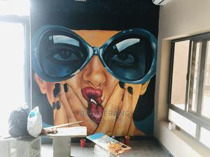 Abuja Graffiti Wall Mural Arts | Arts & Crafts for sale in Abuja (FCT) State, Central Business District