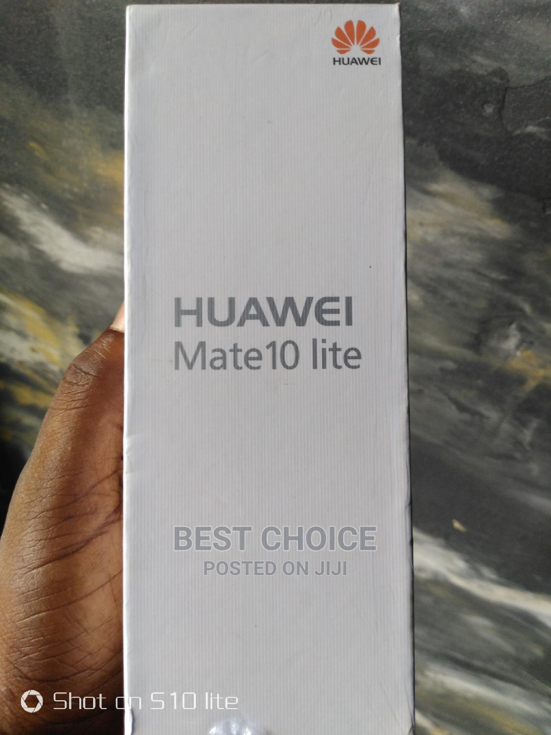 New Huawei Mate 10 Lite 64 GB Gold   Mobile Phones for sale in Ikeja, Lagos State, Nigeria