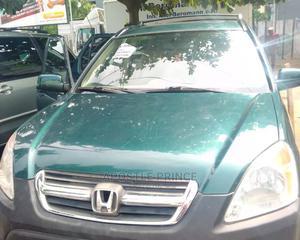 Honda CR-V 2005 Green | Cars for sale in Lagos State, Amuwo-Odofin