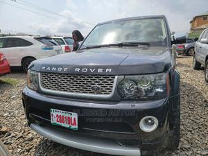 Land Rover Range Rover Sport 2008 Black | Cars for sale in Lagos State, Ogba