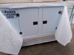 Perkins 20kva Sound Proof DIESEL Generator | Electrical Equipment for sale in Lagos State, Ojo