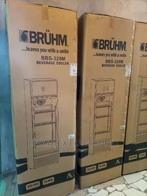Quality Brumh Refrigerator Chiller Original 329 Liters | Store Equipment for sale in Lagos State, Surulere