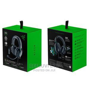 Razer Blackshark V2 Gaming Headset | Headphones for sale in Lagos State, Ikeja