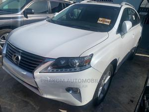 Lexus RX 2014 350 AWD White | Cars for sale in Lagos State, Ikeja