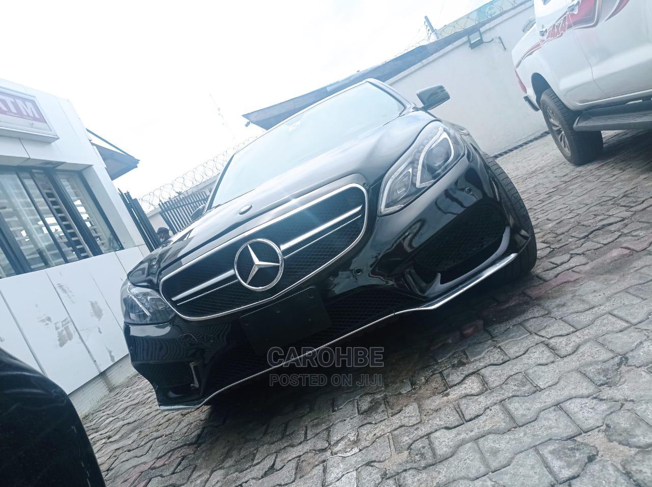 Mercedes-Benz E350 2015 Other