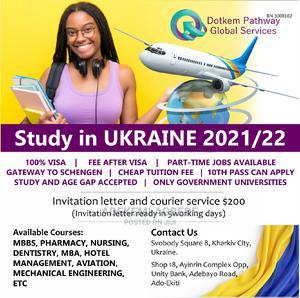 Study in Ukraine | Travel Agents & Tours for sale in Ekiti State, Ado Ekiti