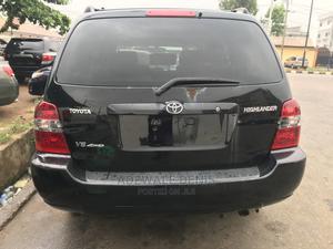 Toyota Highlander 2006 V6 Black | Cars for sale in Lagos State, Ikeja