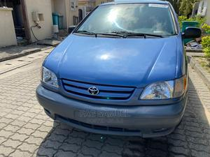 Toyota Sienna 2002 LE Blue | Cars for sale in Lagos State, Ajah