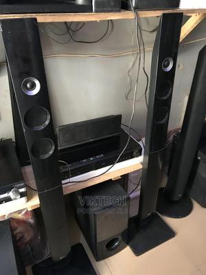 2500wt LG Hometheatre With Bluetooth. Big Bassy Sound. | Audio & Music Equipment for sale in Abuja (FCT) State, Dutse-Alhaji