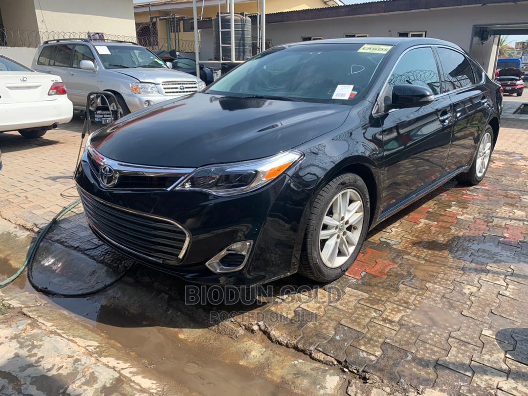 Toyota Avalon 2014 Black | Cars for sale in Oyo, Oyo State, Nigeria