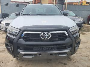 New Toyota Hilux 2021 Black | Cars for sale in Lagos State, Ogba