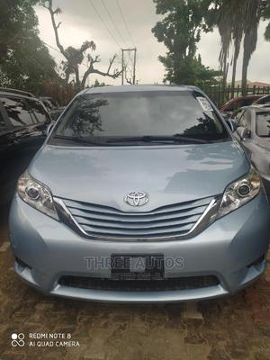 Toyota Sienna 2015 Blue | Cars for sale in Lagos State, Ojodu