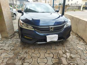 Honda Accord 2017 Blue   Cars for sale in Lagos State, Ajah
