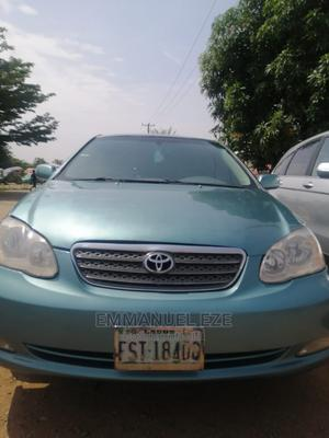Toyota Corolla 2006 LE Blue   Cars for sale in Abuja (FCT) State, Gwarinpa