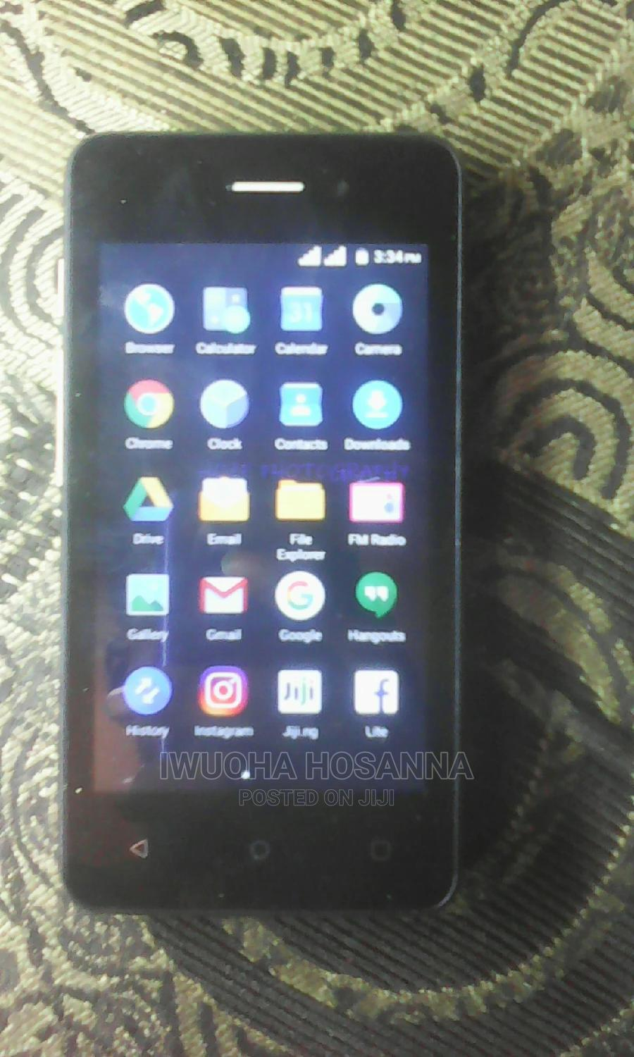 K-Mous K7 4 GB Gold | Mobile Phones for sale in Kubwa, Abuja (FCT) State, Nigeria
