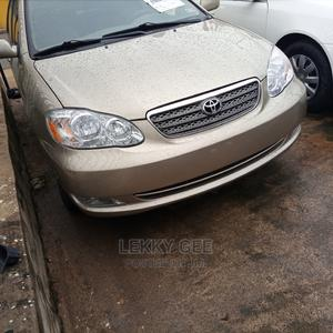 Toyota Corolla 2007 Gold   Cars for sale in Lagos State, Alimosho