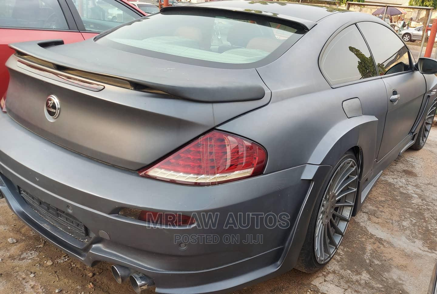 BMW M6 2009 Gray | Cars for sale in Asokoro, Abuja (FCT) State, Nigeria