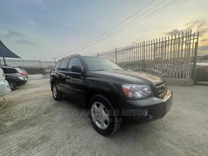 Toyota Highlander 2005 Limited V6 Black | Cars for sale in Lagos State, Ikeja
