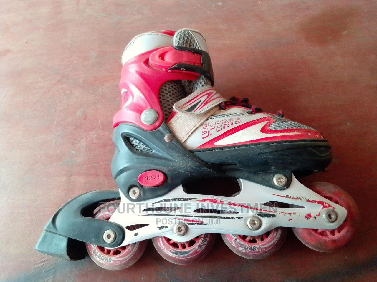 Archive: Skating Shoe