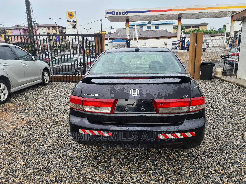 Archive: Honda Accord 2004 Black