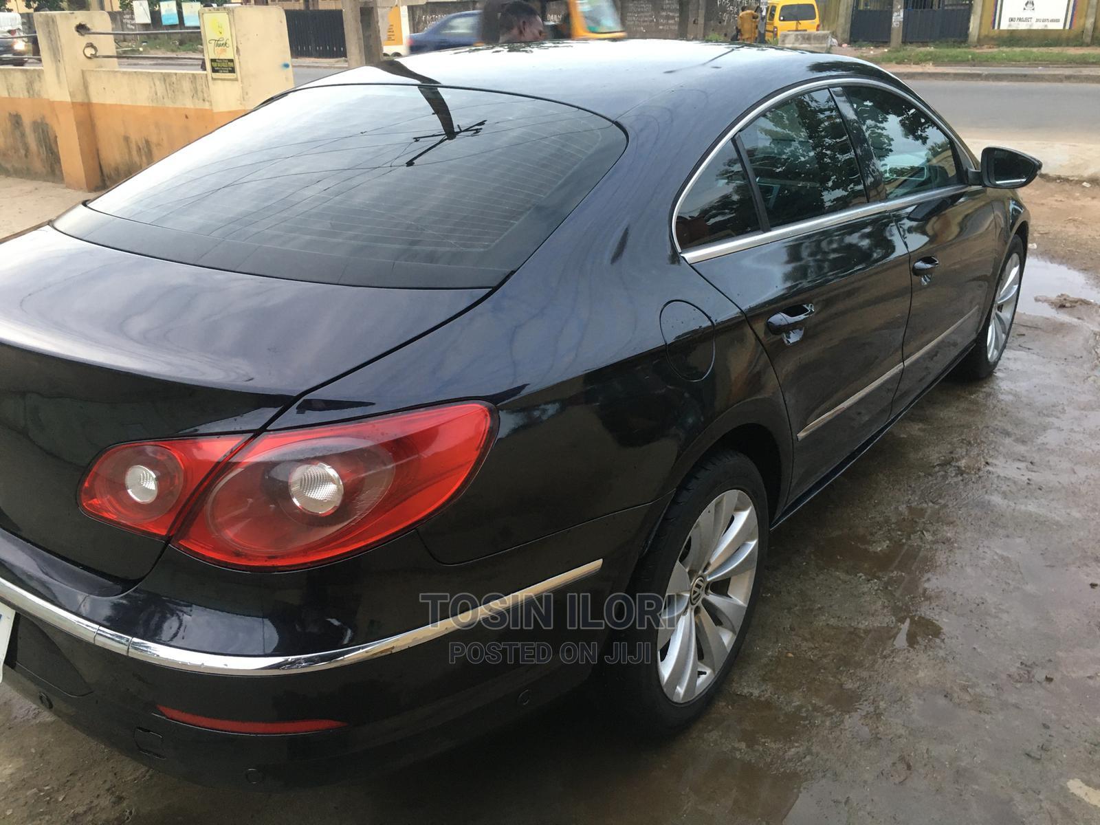 Volkswagen Passat 2010 1.8 TSI Comfortline Black   Cars for sale in Agege, Lagos State, Nigeria