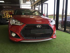 Hyundai Veloster 2015 Red | Cars for sale in Abuja (FCT) State, Central Business Dis