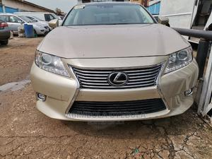 Lexus ES 2015 Gold   Cars for sale in Lagos State, Ikeja