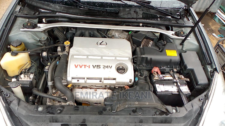 Archive: Lexus ES 2002 300 Green