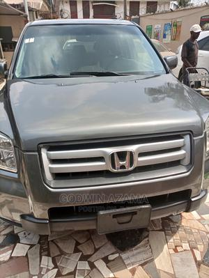 Honda Pilot 2007 EX 4x4 (3.5L 6cyl 5A) Gray   Cars for sale in Lagos State, Abule Egba