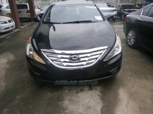 Hyundai Sonata 2010 Black   Cars for sale in Lagos State, Ikeja