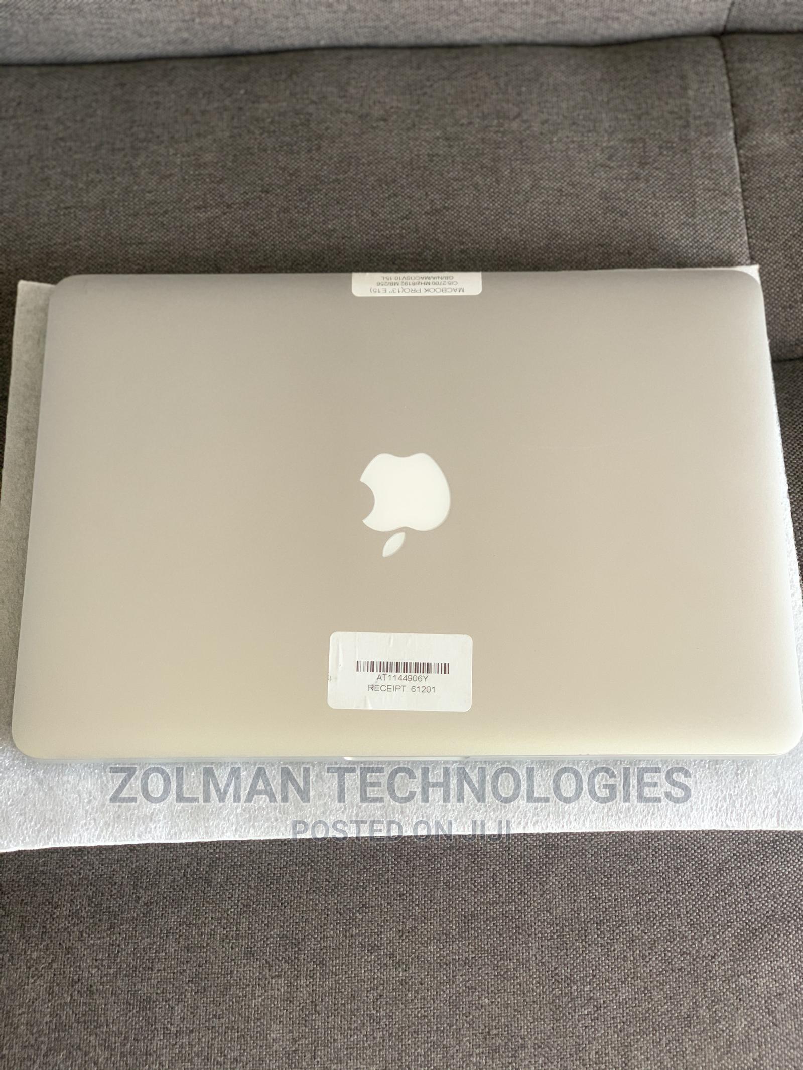 Laptop Apple MacBook 2015 8GB Intel Core I5 SSD 256GB   Laptops & Computers for sale in Ilorin West, Kwara State, Nigeria