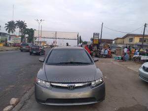 Honda Civic 2008 1.4i LS Gray   Cars for sale in Oyo State, Ibadan