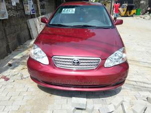 Toyota Corolla 2009 Red   Cars for sale in Lagos State, Isolo
