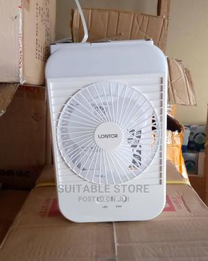 5 Inch Rechargeable Table Fan   Home Appliances for sale in Lagos State, Oshodi