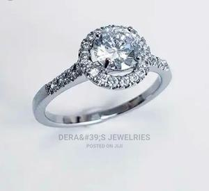 Silver Engagement Ring   Wedding Wear & Accessories for sale in Lagos State, Amuwo-Odofin