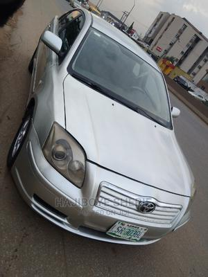 Toyota Avensis 2005 Silver | Cars for sale in Lagos State, Abule Egba