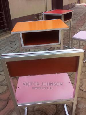 Class Room Chairs, Stainless Handrails, Gates and Much More   Manufacturing Services for sale in Lagos State, Yaba