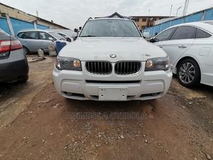 BMW X3 2006 White | Cars for sale in Lagos State, Ikeja