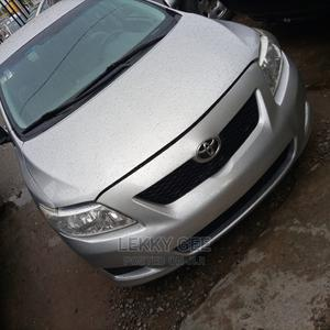 Toyota Corolla 2008 Silver   Cars for sale in Lagos State, Alimosho