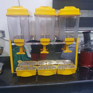 3chamber Juice Dispencer | Restaurant & Catering Equipment for sale in Lagos State, Ojo
