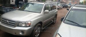 Toyota Highlander 2006 Silver   Cars for sale in Lagos State, Abule Egba