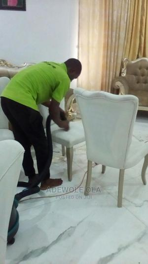 Profesional Sofa Or Couch Clean | Cleaning Services for sale in Lagos State, Kosofe