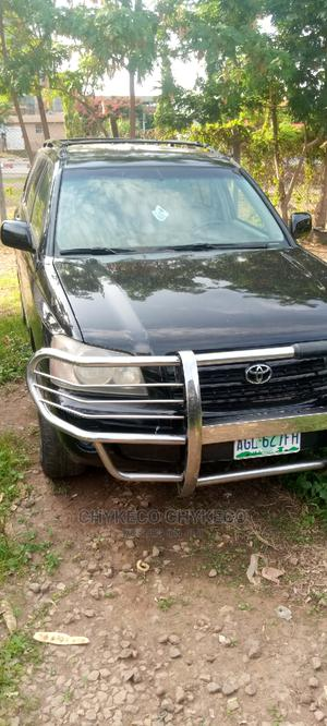 Toyota Highlander 2003 Black   Cars for sale in Abuja (FCT) State, Central Business Dis