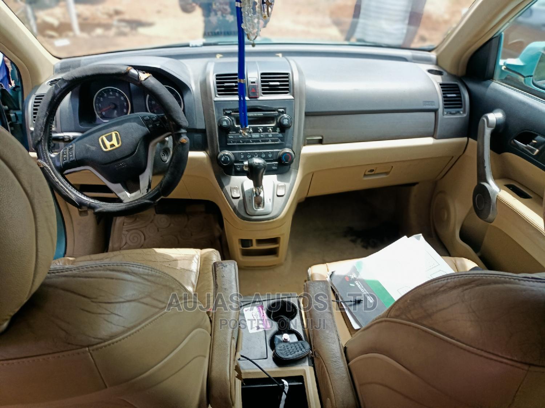 Honda CR-V 2008 2.0 RVSi Green   Cars for sale in Gwarinpa, Abuja (FCT) State, Nigeria