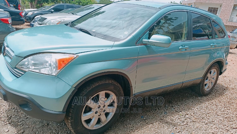 Honda CR-V 2008 2.0 RVSi Green