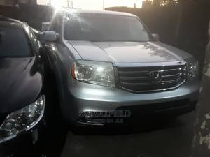 Honda Pilot 2012 Silver | Cars for sale in Lagos State, Surulere
