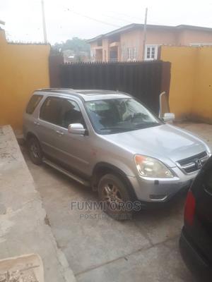 Honda CR-V 2004 Gray | Cars for sale in Oyo State, Ibadan