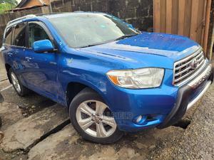 Toyota Highlander 2009 Blue | Cars for sale in Lagos State, Surulere