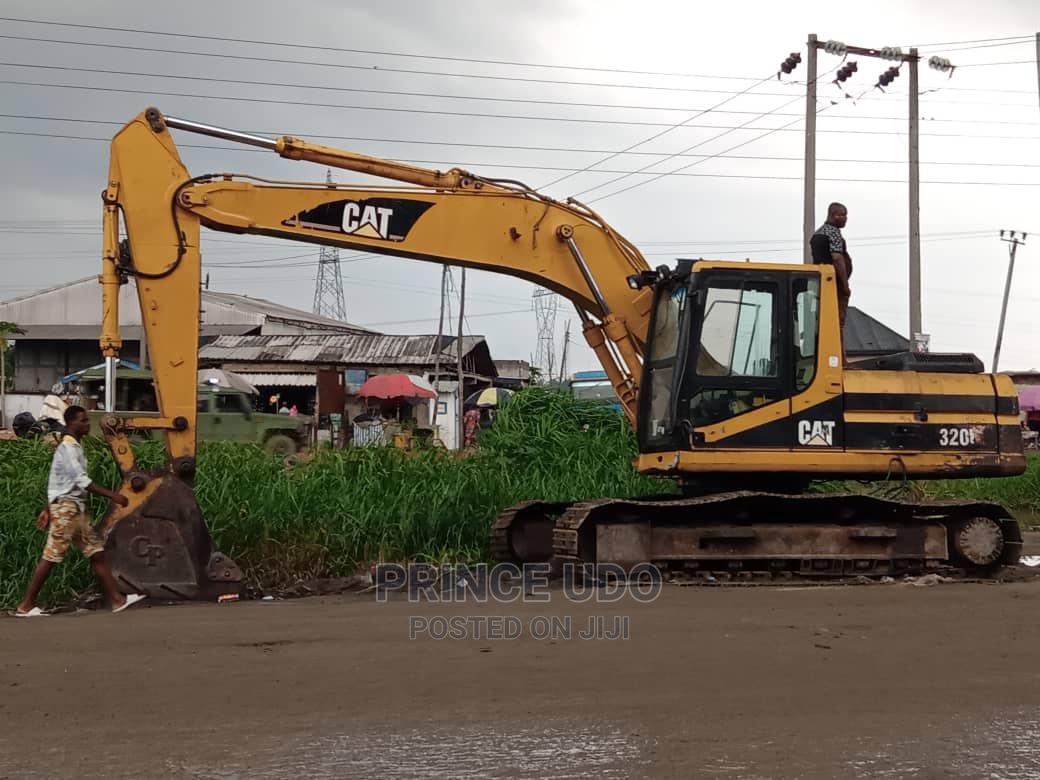 320BL Cat Excavator for Sale